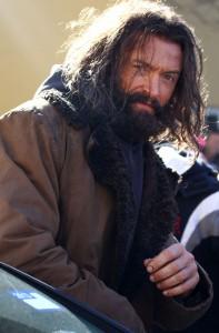 Hugh Jackman On The Set Of 'The Wolverine'