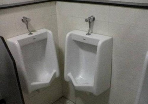 this would be a weird place to stand