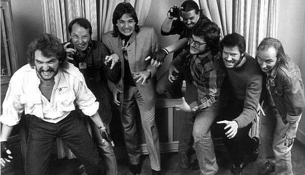 Craig Spector, Joe Lansdale, RC Matheson, David Schow, Ray Garton, Rick McCammon, and Jon Skipp